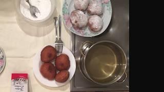 Domace krofne recept/Donuts Rezept/Donuts With Sugar