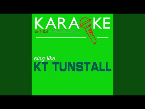 Hold On (In the Style of Kt Tunstall) (Karaoke with Background Vocal)
