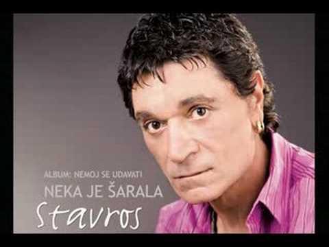Jasmin Stavros - Neka Je Šarala