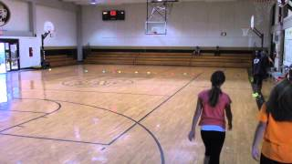 Southern Alamance Middle School PACER Test