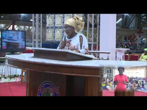 RCCG WOMEN IN MINISTRY CONFERENCE 2018 | VICTORIOUS WOMEN _DAY 2