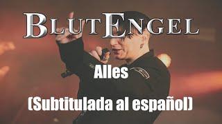 Blutengel - Alles (Subtitulada al español)