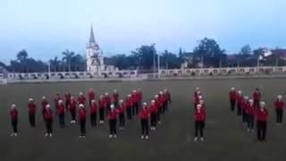 Cử điệu tập thể dục - GT Ngàn Sâu