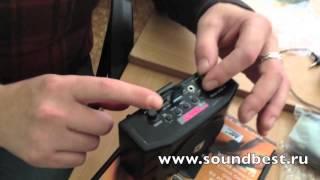 MAGNETTO AUDIO WORKS MAW-150USB  Переносной громкоговоритель с головным микрофоном в Ижевске(, 2013-04-09T09:01:36.000Z)