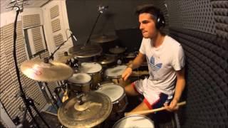 """Josè Pirisi - """"The Chicken"""" Drum Cover"""