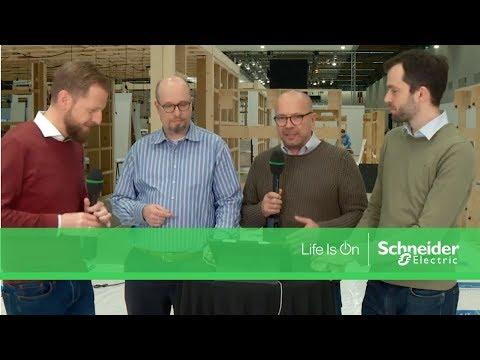 Schneider Electric auf der Light + Building 2018