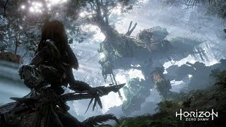 Horizon Zero Dawn - Tokyo Game Show 2016 - New Gameplay Location [TGS PS4]