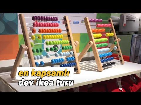 IKEA Alışverişim 2018 | Mağaza Turu | En Kapsamlı | Ev Dekorasyonu | IKEA'dan Alınması Gerekenler |