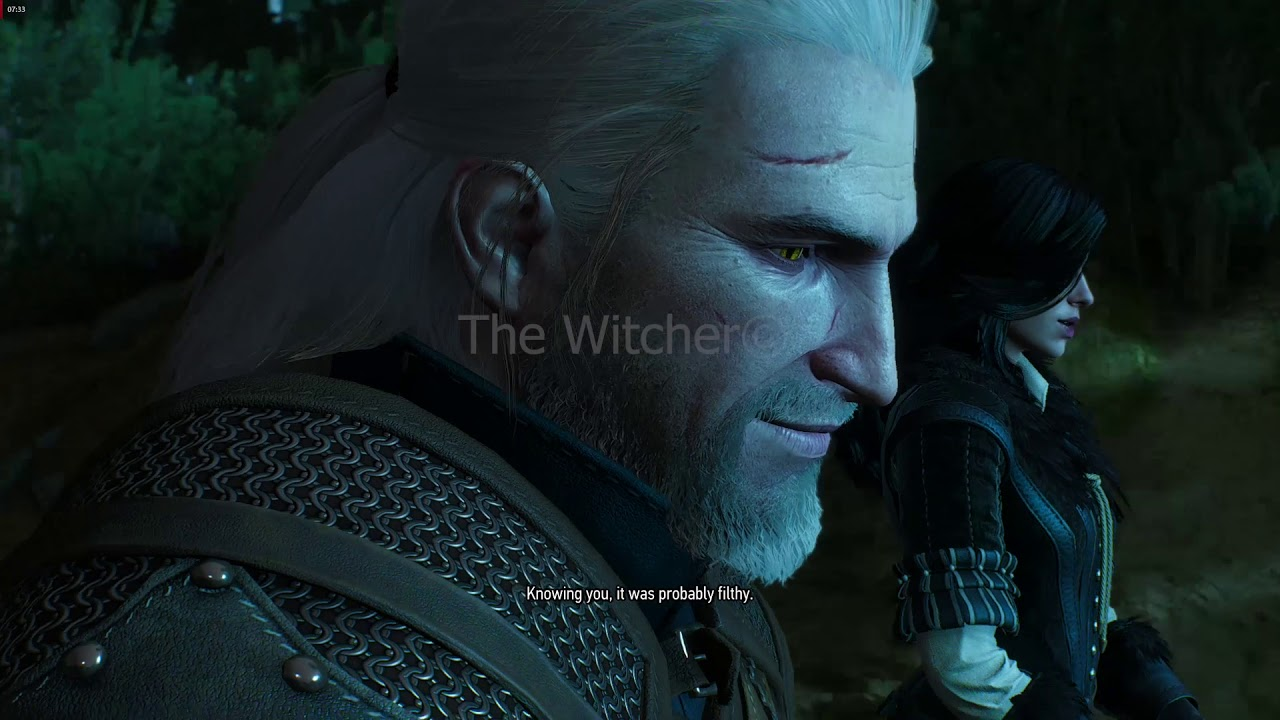 Yennefer's Wonderful entry in White Orchard The Witcher wild hunt 3 ultra hd graphics