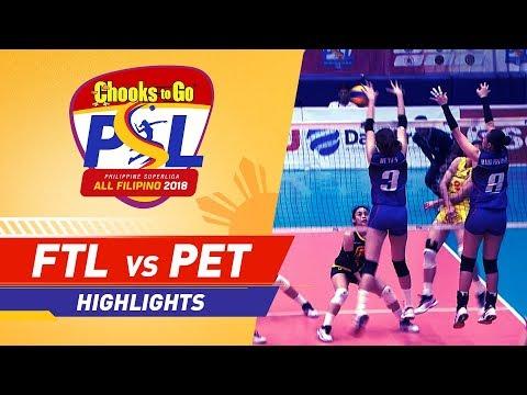 Highlights: Finals G3: F2 Logistics vs. Petron | PSL All-Filipino Conference 2018
