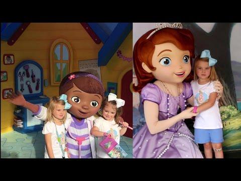 Disney Princess Real Life Characters Compilation Mickey Mouse Paw Patrol Magic