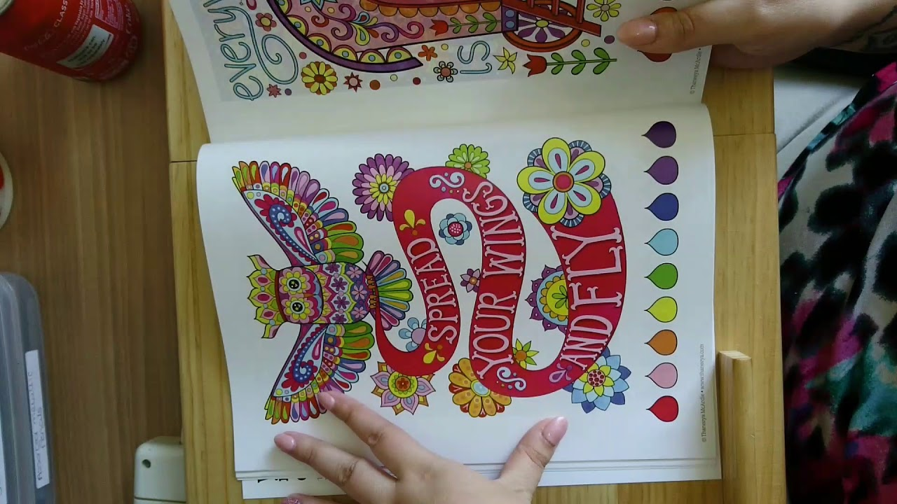 Free spirit coloring book by thaneeya mcardle coloring books by - Free Spirit Colouring Book By Thaneeya Mcardle