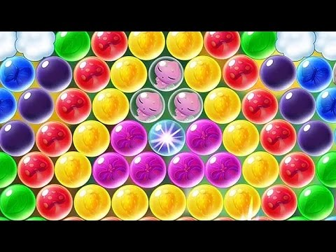 Bubble Shooter - Pop Magic - Kids Gameplay Android