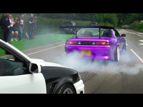 insane-japanese-cars-leaving-a-car-show---july-2019!-[part-2]