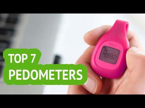 TOP 7: Pedometers