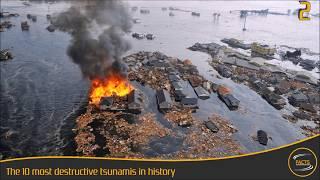 The 10 Most Destructive Tsunamis in History