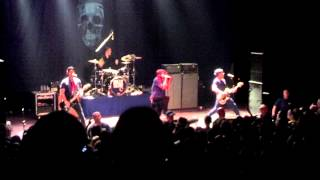 "Billy Talent- ""Cure for the Enemy"" @TownBallroom"