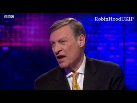 Donald Trump pick for EU Ambassador Ted Malloch hints at destruction of EU