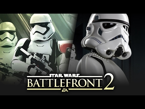 Star Wars Battlefront 2 - MULTIPLE ERAS! How to implement Clone Wars, Episode 8 and Other Eras!