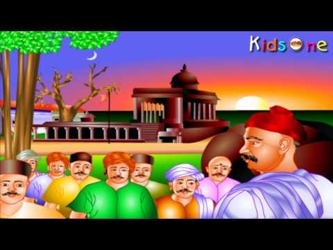 Indian Heroes || Bal Gangadhar Tilak Life History In Hindi || with Animation - KidsOne