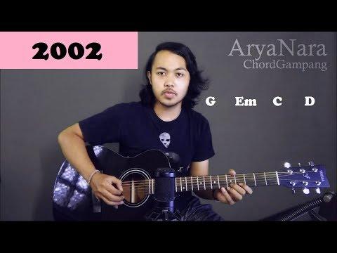 Chord Gampang (2002 - Anne Marrie) by Arya Nara (Tutorial Gitar) Untuk Pemula