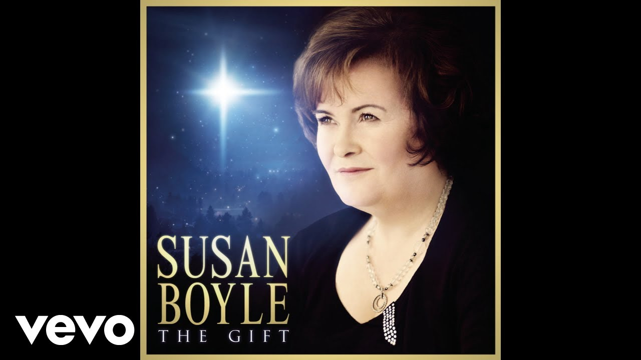 Susan Boyle - Make Me a Channel of Your Peace (Audio)