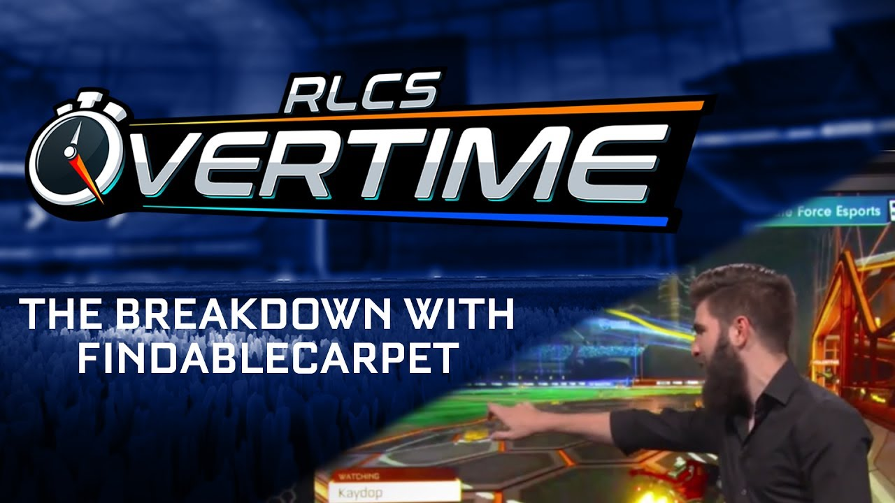 The Breakdown With Findable Carpet Overtime Episode