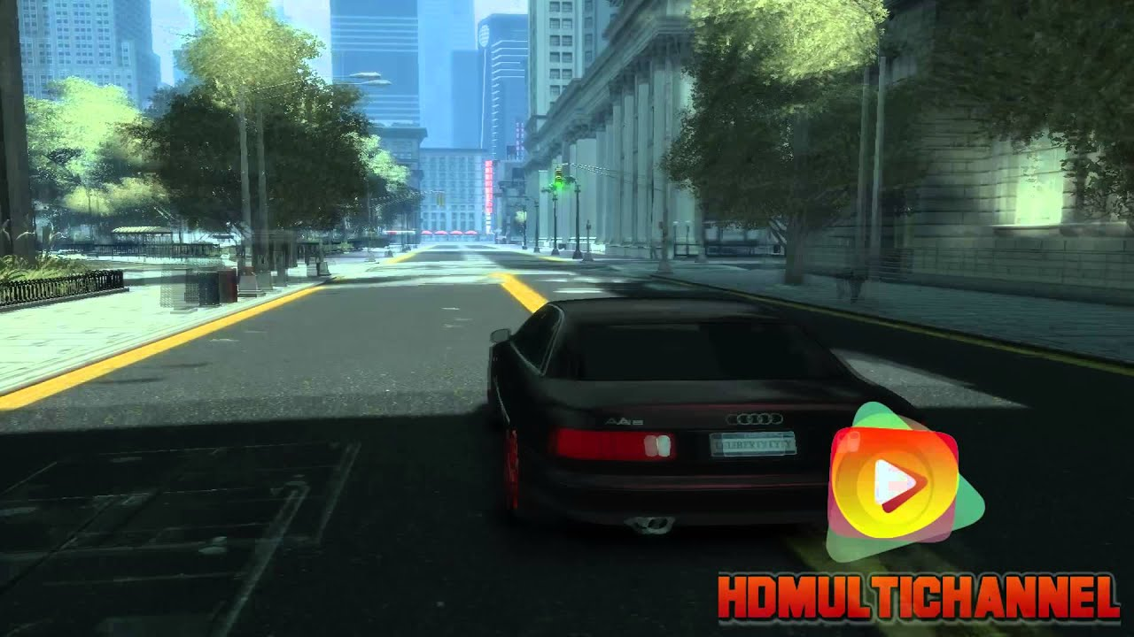 [GTA IV] How to Disable Traffic / Peds