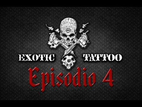 Exotic Tattoo Murcia - Episodio 4  TRAINSPOT INK