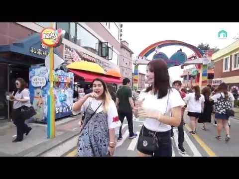 [Sub] Tour around Incheon, Korea - Come&Stay