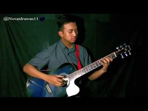 (D'Masiv featuring Ariel, Giring, Momo) Esok Kan Bahagia - Novan (Fingerstyle Guitar Cover)