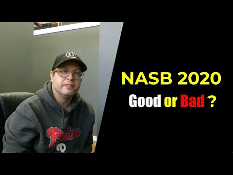 NASB 2020 - Is This A Good Update?