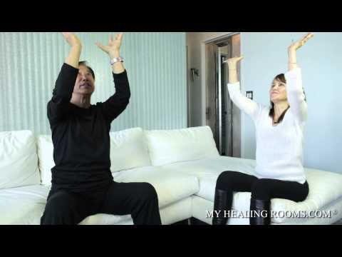 """Master Li Junfeng ~ """"Awakening The Soul"""" Sheng Zhen Qigong Practice"""