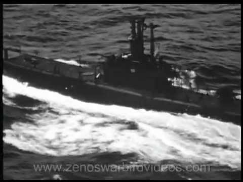 Submarine Warfare in the Pacific in World War 2