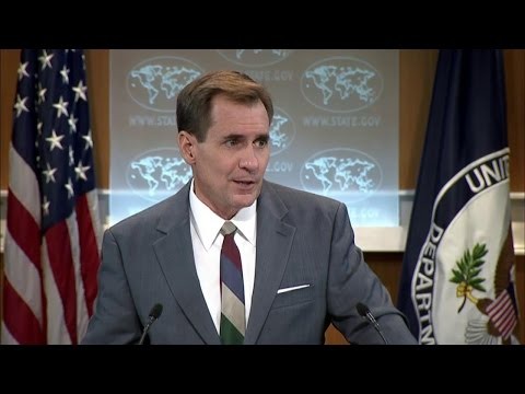 Daily Press Briefing - August 24, 2015