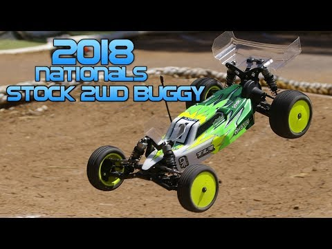 2018 Australian Off Road Nationals - 2WD Stock 17.5 Buggy A Finals + Presentations