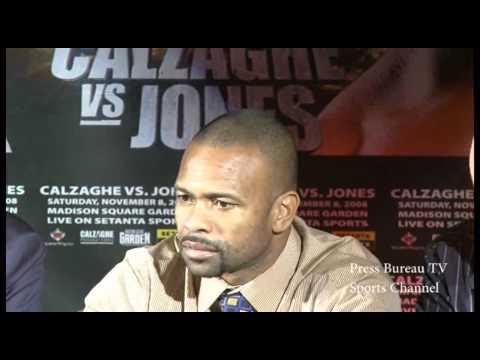Joe Calzaghe vs Roy Jones