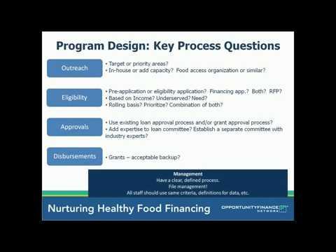 Financing Healthy Food Retail  Program Design and Social Impact Measurement Mobile clip13