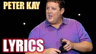 Download Misheard Lyrics | Peter Kay Mp3 and Videos