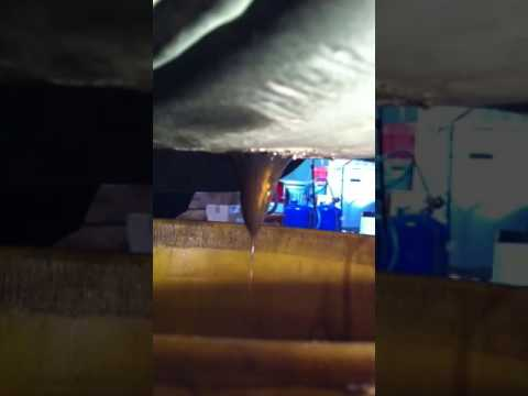 HEMTT A4 M978A4WOW Truck Tanker Fuel Service #3 Differential oil dirty 05