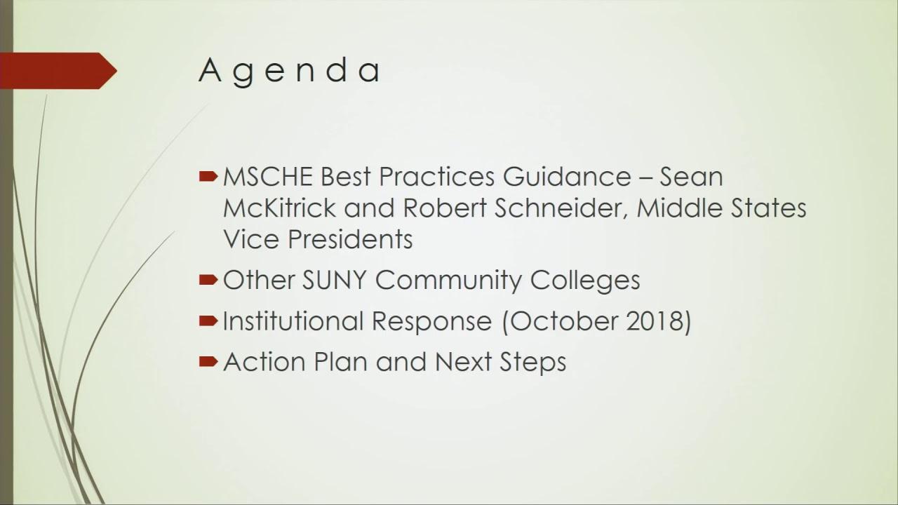 Board of Trustees Meeting December 2018