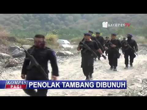 Aktivis Penolak Operasi Tambang Pasir Dibunuh