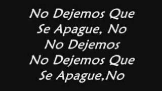 Wisin & Yandel Ft. 50 Cent & T-Pain - No Dejemos Que Se Apague [Letra] [Original]