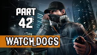Watch Dogs Walkthrough Part 42 - Unstoppable Force (PS4 1080p Gameplay)