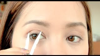 How to Even Out Your Eyelids Without Surgery(Please do extra research before trying this on yourself or someone else. I'm just showing you my experience on this eyelid correcting method and it worked ..., 2012-10-15T19:39:33.000Z)