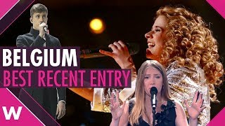 Belgium at the Eurovision Song Contest: 2015 - 2017 (REVIEW)