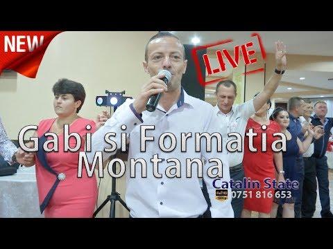 Gabi si Formatia Montana - LIVE - Colaj - Hore - Vlaska - Ascultari - Nunta - * NOU *