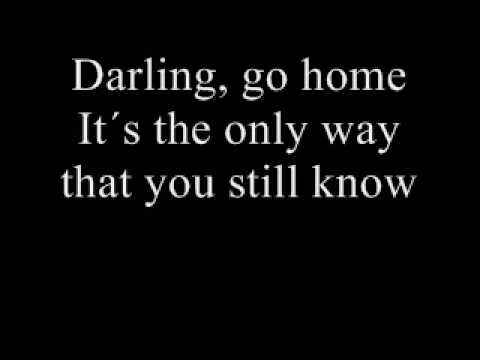 Amanda Jenssen- Darling, go home