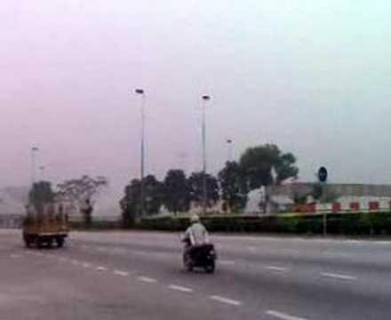 Haze in malaysia( Today