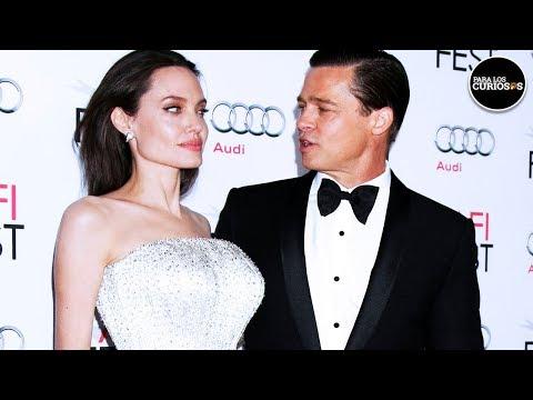¿Cómo Vive Ahora Brad Pitt Sin La Controladora Angelina Jolie? 👨🎊👯♀️🎉